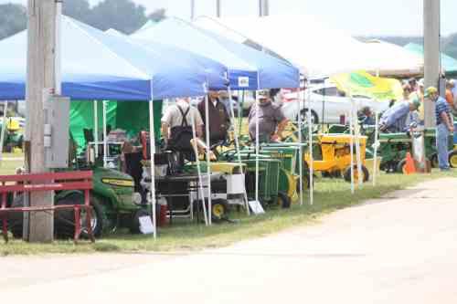 John Deere Event at Dodge County Fairgrounds