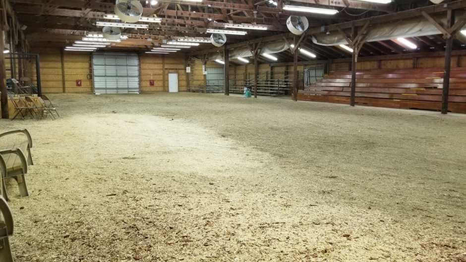 Livestock Show Auction Arena Venue Rental