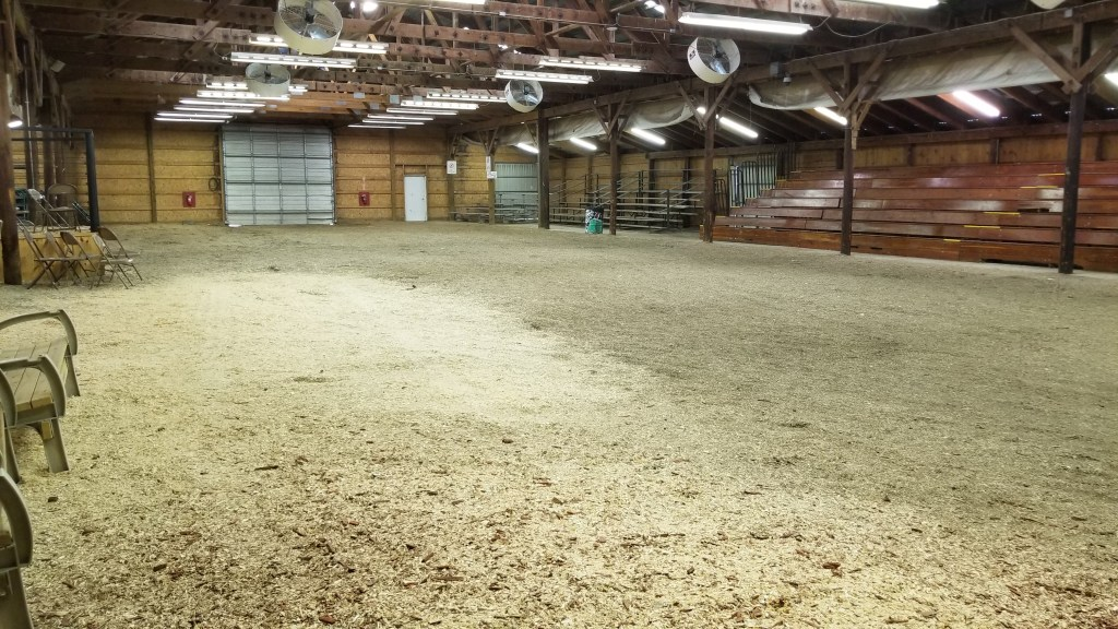 Livestock Show Auction Arena Venue Rental