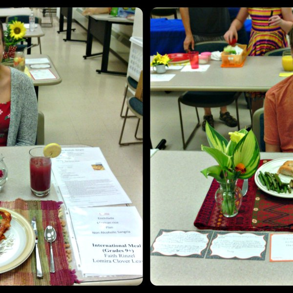 Dodge County 4-H Favorite Foods Revue