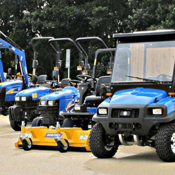 Waupun Equipment Family Ride and Drive