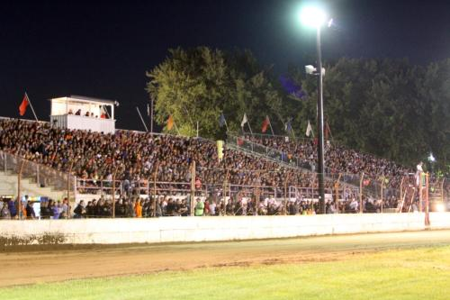 Record Attendance for Racing Event at DCF Speedway