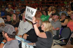 WS Ag Center Meat Animal Sale Auction