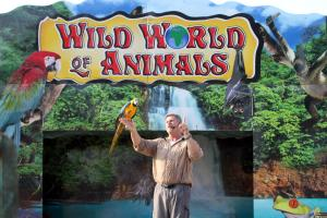 Wild World of Animals Wisconsin Festival