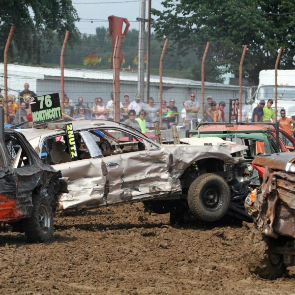 Two Free Demolition Derby Events to Crash-it-out in Beaver Dam