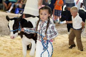 Wisconsin Festival Little Britches Showmanship
