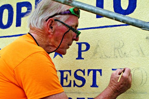 Wisconsin Mural Festival Beaver Dam WI