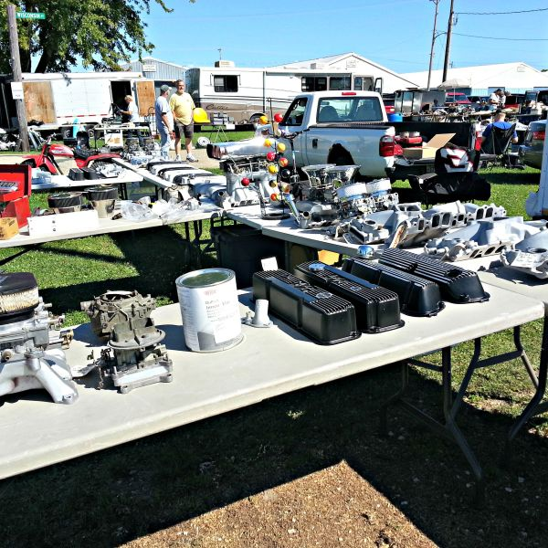 Unique Auto Finds at Dodge County Swap Meet & Car Show