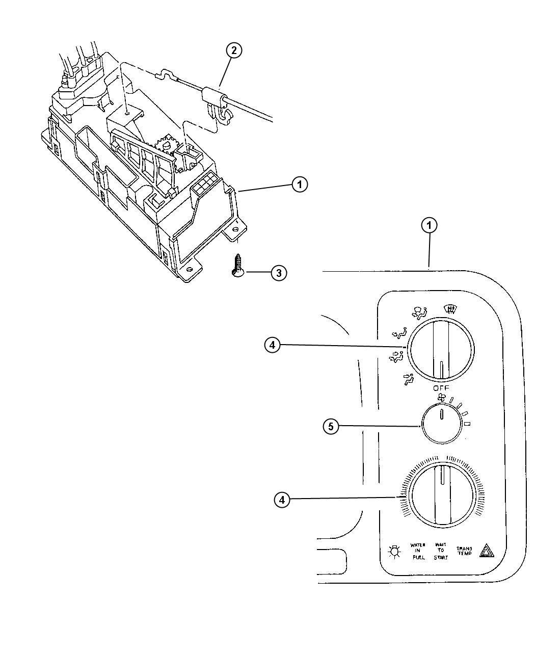 Dodge Ram Control Temperature Discontinued