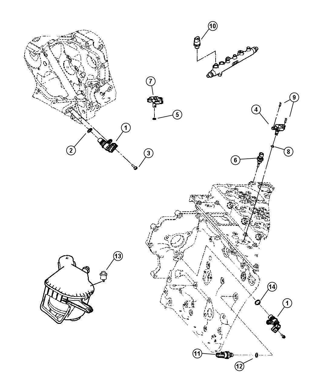 Cummins Sensor Diagram