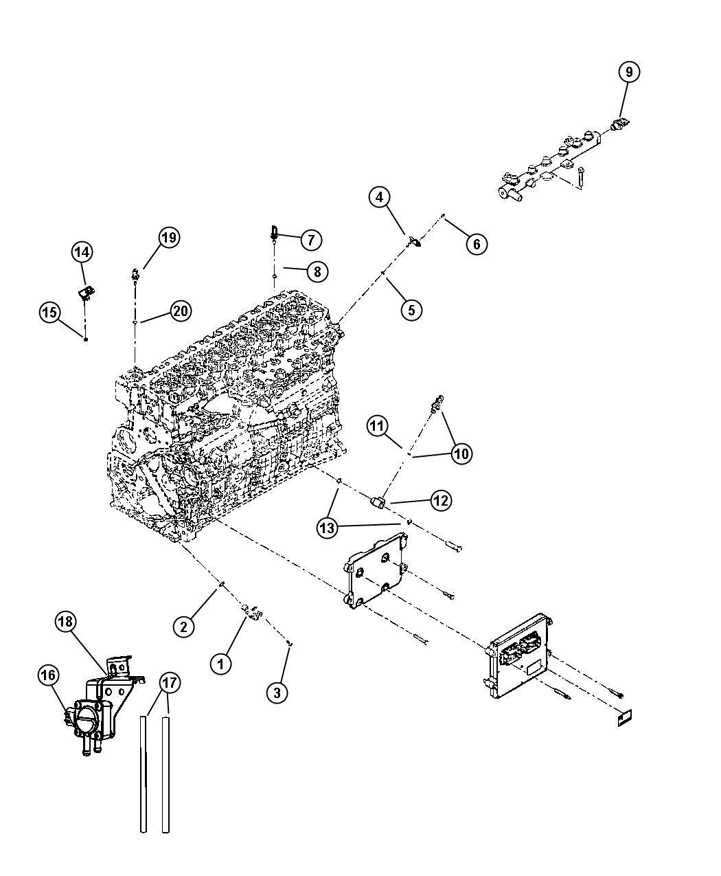 2002 chrysler concorde map sensor