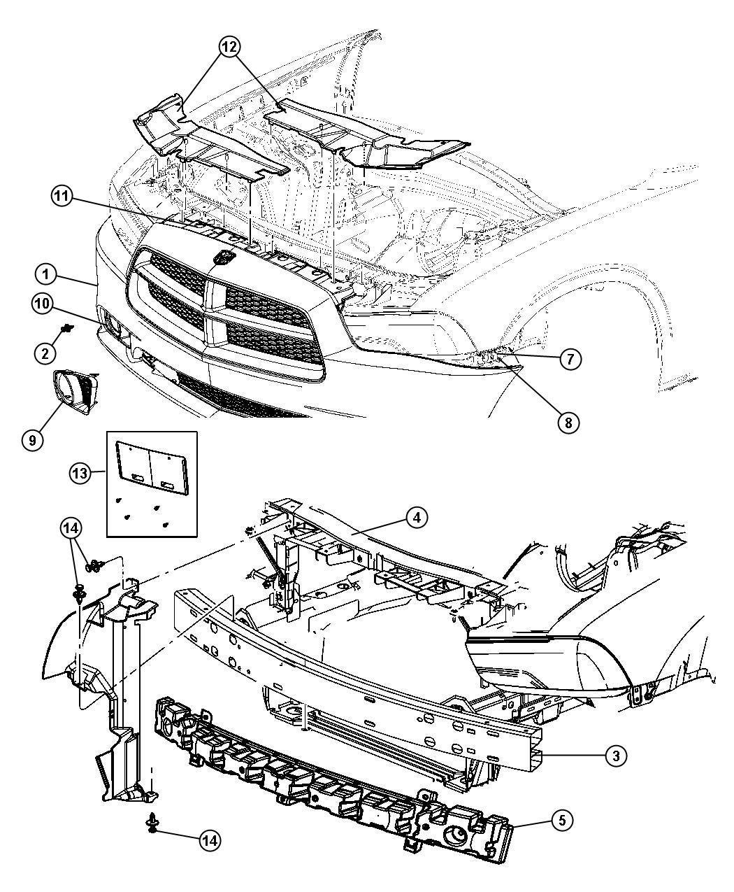 Dodge Diagram