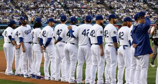 Jackie Robinson Day And Statue Dedication Highlight Dodgers Second Homestand
