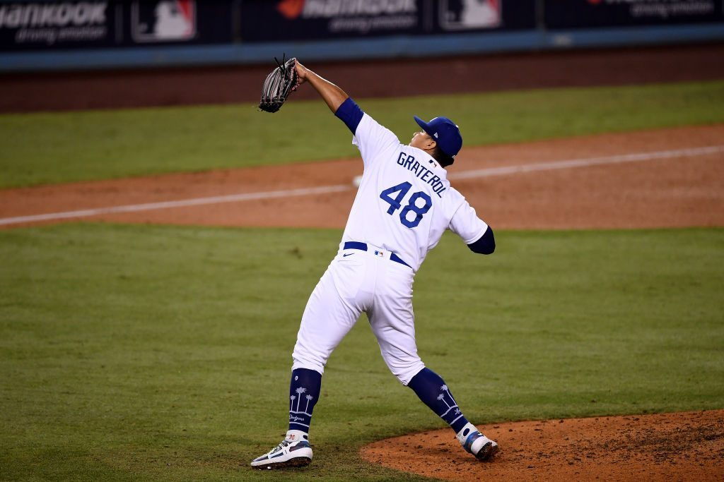 Dodgers Activate Brusdar Graterol For the Final Game of the Padres Series