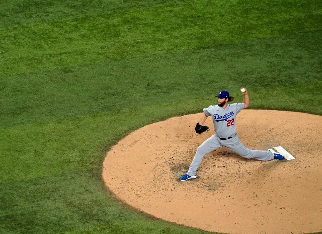 Dodgers World Series: LA Announces Clayton Kershaw as the Game 1 Starter
