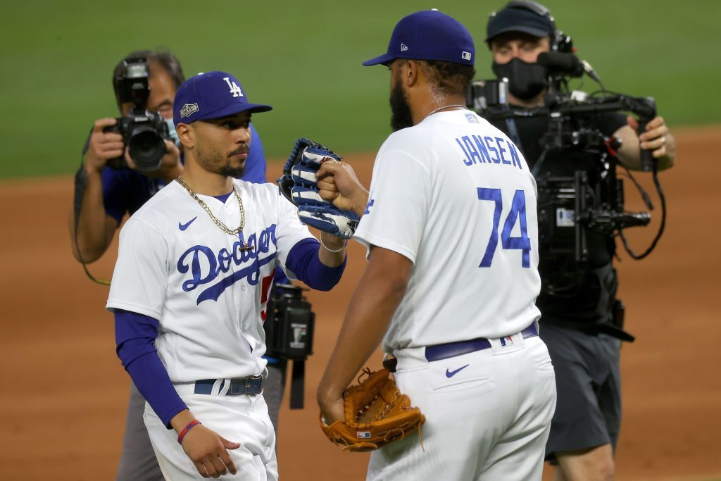 Dodgers: How Mookie Betts Helped Get Kenley Jansen Back on Track