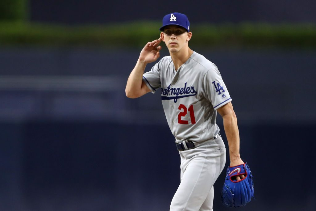 Dodgers Starting Rotation Lines Up Perfect Against the Padres This Week