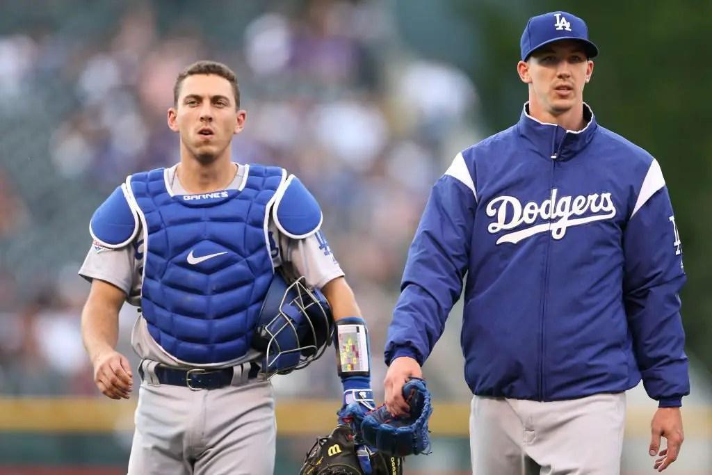 Dodgers não chegam a acordos de arbitragem com Walker Buehler, Austin Barnes 2