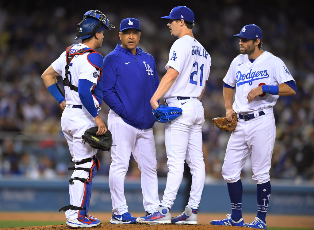 Dodgers Set Rotation for Reds Series, Won't Avoid Potential Wild Card Matchups - Dodgers Nation