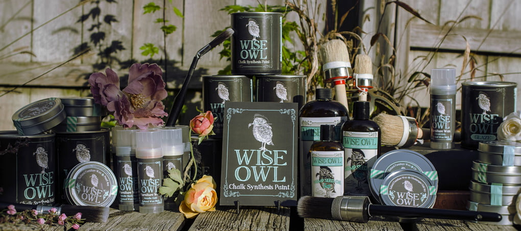 Wise Owl Furniture Painting Products