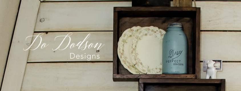 Easy DIY Decorative Shelves