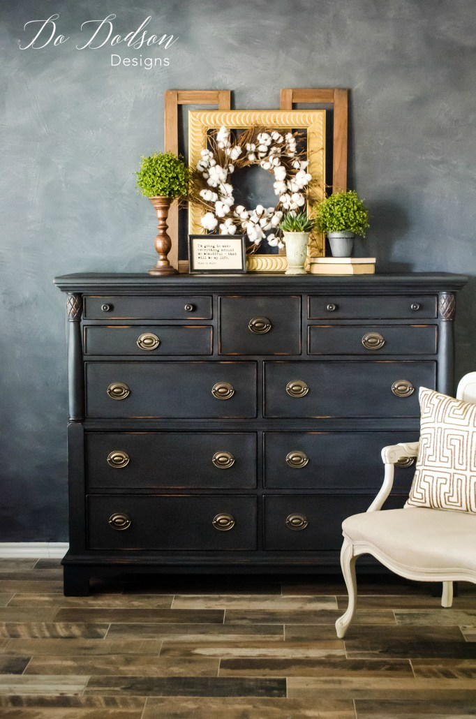Tips For An Effortless Distressed Dresser