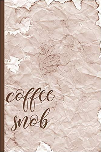 Coffee Journal Gift Ideas For Women