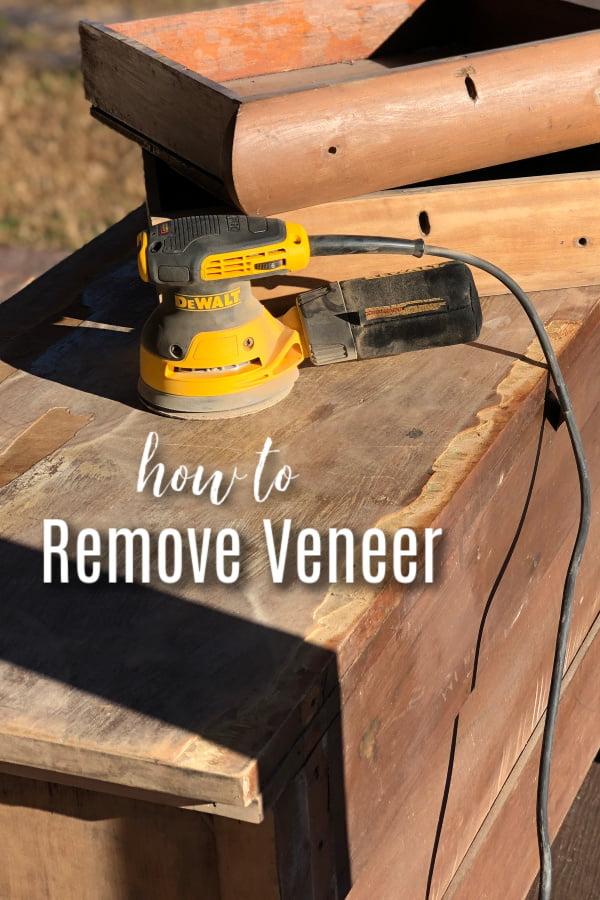 How to Remove Veneer The Easy Way