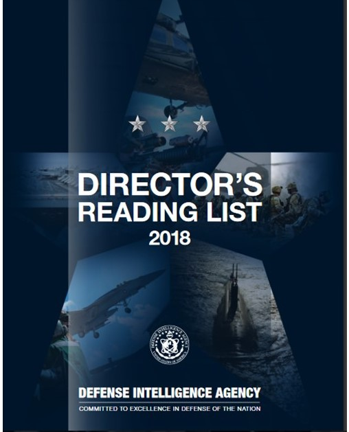 2018 DIA Directors Reading List