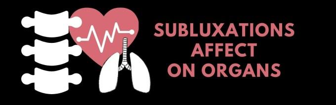 chiropractor littleton subluxations affect on organs