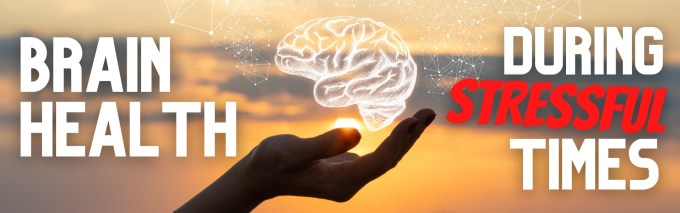brain health during stressful times