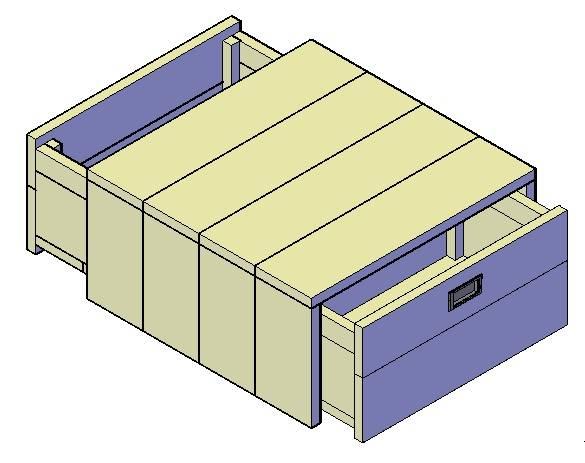 Zelf een salontafel van steigerhout maken, dit is heel simpel!