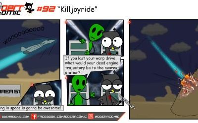 92. Killjoyride