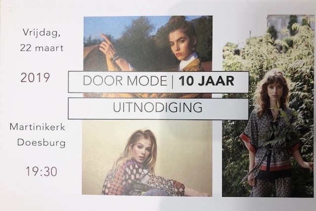 Door Mode Doesburg