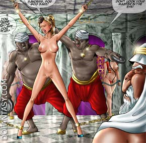 slave girls of gor