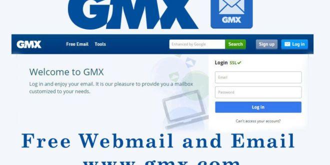 GMX Webmail Account Login