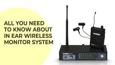 All you need to know about In Ear Wireless Monitor