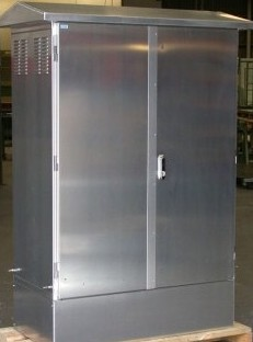 ERNTEC Stainless Steel Outdoor Enclosures