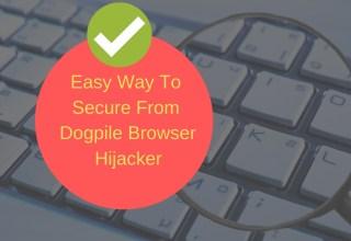 Dogpile Browser Hijacker