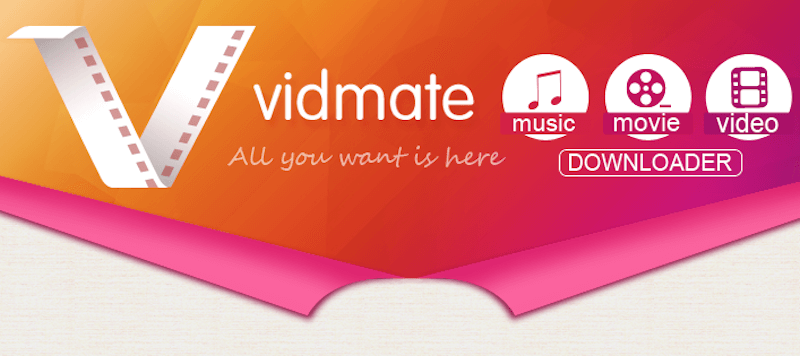 Vidmate 2018 New App