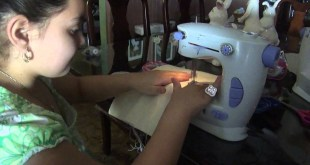 How to Use Sewing Machine for the First time