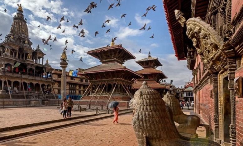 Staying in Patan - Nepal