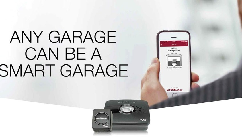 7 Top Smart Garage Door Openers and Gadgets