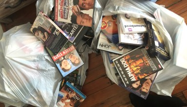 How To Get Rid of Old DVDs