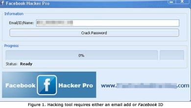 Three Facebook Hacker Tools without Survey