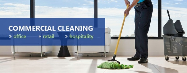 commercial cleaning Oklahoma