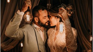 Shine Bright Like a Diamond - Latest Wedding Dress Styles
