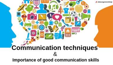 Most Effective Communication Techniques