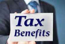 Avail Tax Benefits