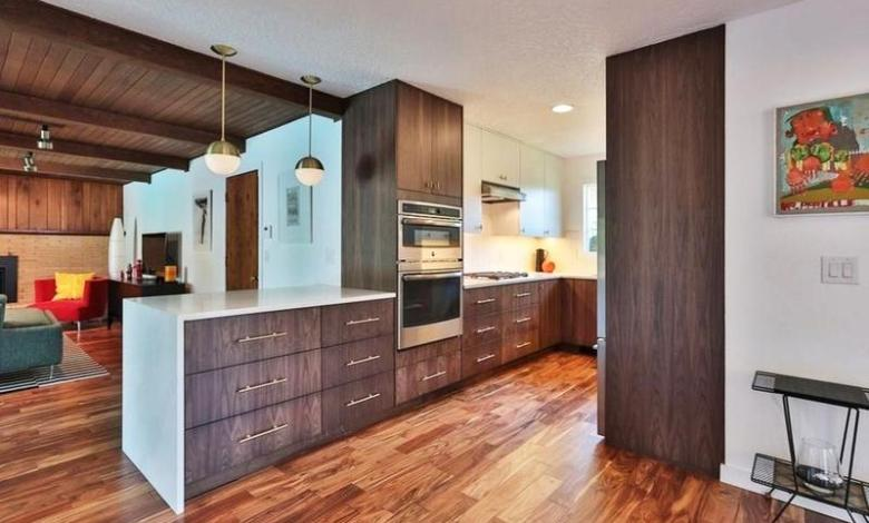 Totally Genius Ways to Customize Kitchen Cabinets
